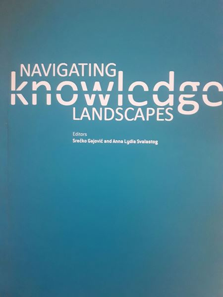 Knowledge Landscapes Edited Volume